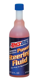 AMSOIL Synthetic Power Steering Fluid Reformulated